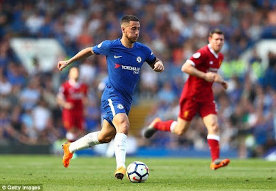 Eden Hazard to become Chelsea Next Captain - wittysports