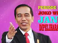 Periode Kedua Joko Widodo, Janda Dipelihara Oleh Negara