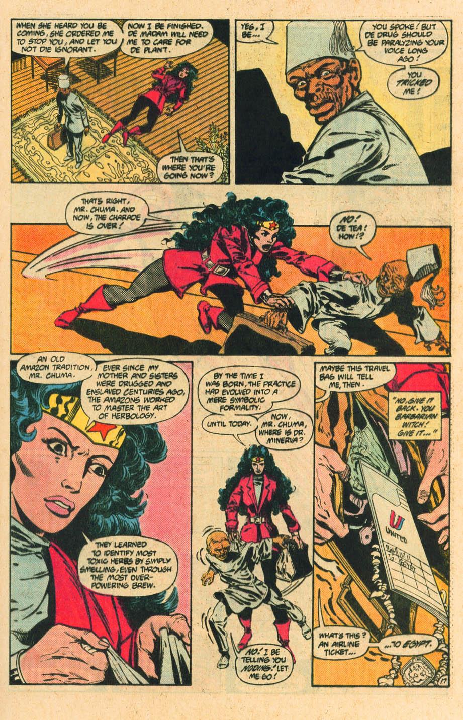 Read online Wonder Woman (1987) comic -  Issue #29 - 19