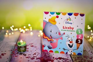 """Urszula Kozłowska - """"Disney. Maluchy. Liczby"""" książki dla dzieci #17"""