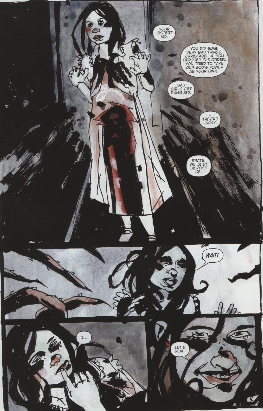 Read online Silent Hill: Dead/Alive comic -  Issue #1 - 18