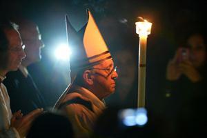 Maundy thursday vigil prayers
