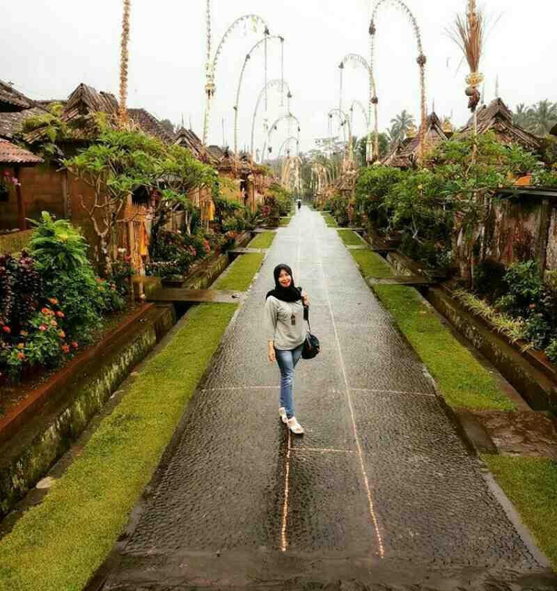 Lokasi Keunikan Desa Adat Penglipuran Bali
