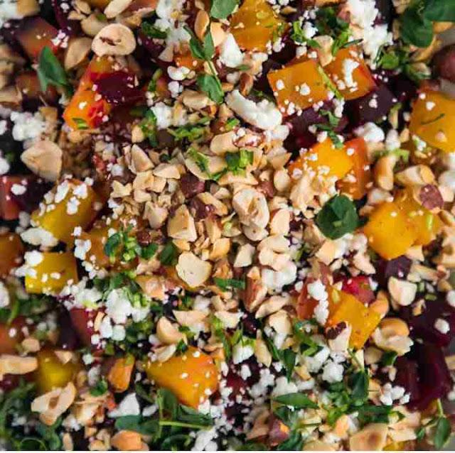 A magical salad for liver detoxification