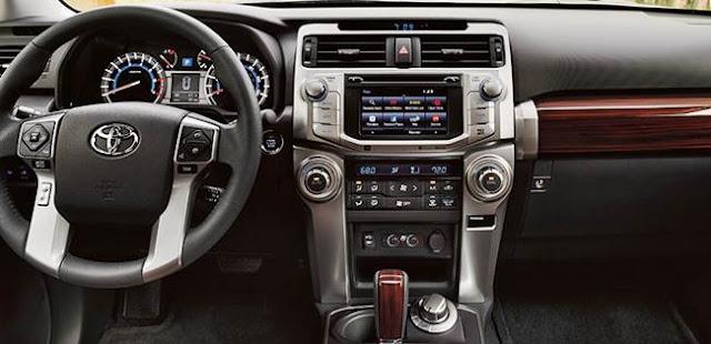 2017 Toyota 4Runner Rumors