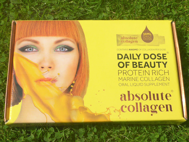 Absolute Collagen Daily Dose of Beauty Oral Liquid Supplement