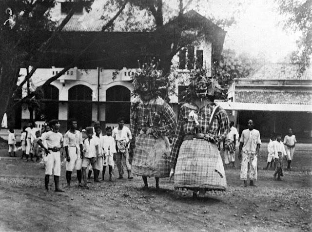 Asal Mula dan Sejarah Ondel-Ondel