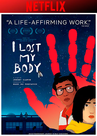 I Lost My Body (2019)