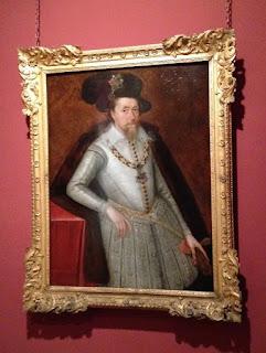 James I Montacute