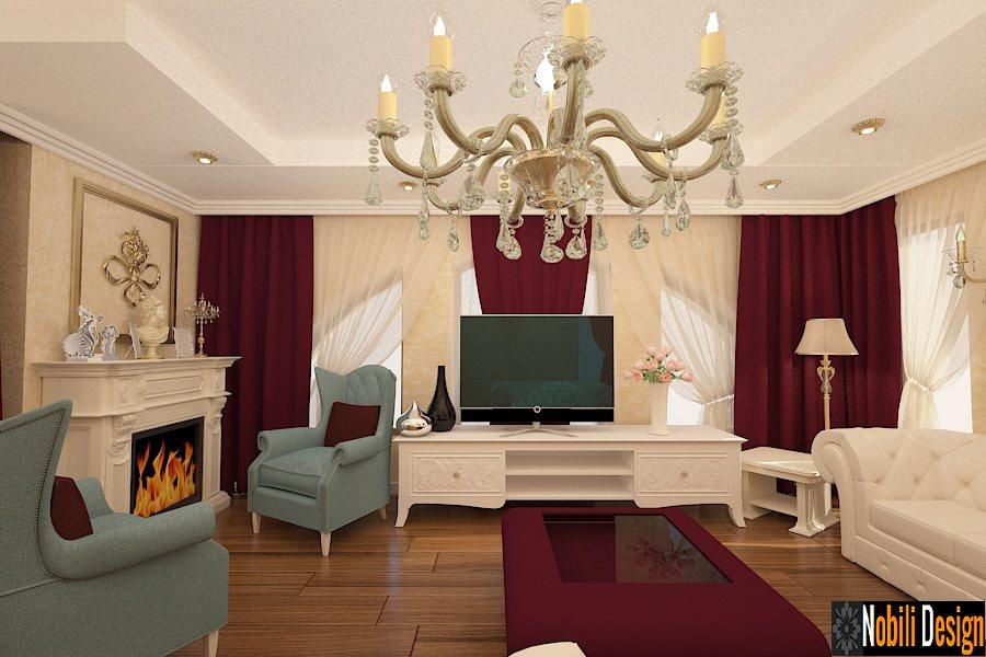 Design interior living mobila clasica italiana - Design interior casa clasica Bucuresti. Design, interior, living, casa, clasica, mobila, italiana, pret, producator, bucuresti.