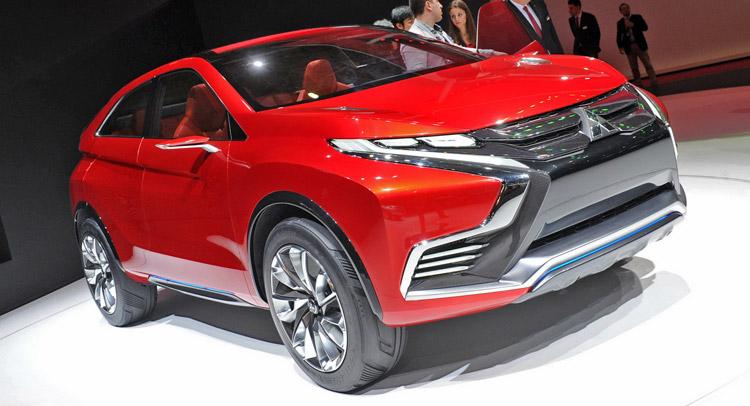 Carscoops : Mitsubishi Concepts Posts