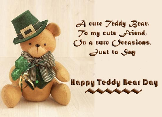 Teddy Day HD Wallpapers Download