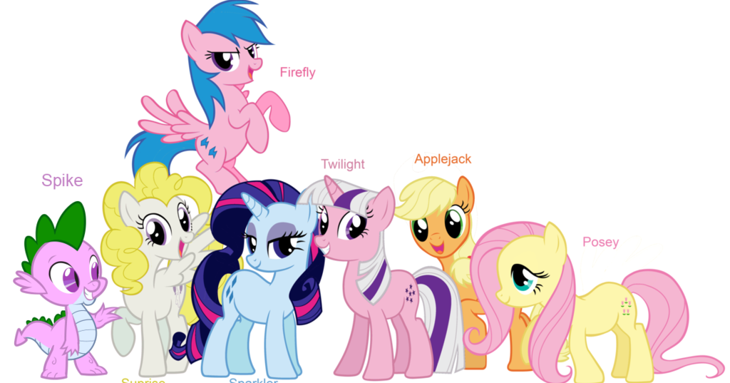 Equestria Daily Mlp Stuff Discussion Which 6 Ponies