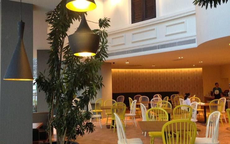 room service, fitness center, hotel di Lampung
