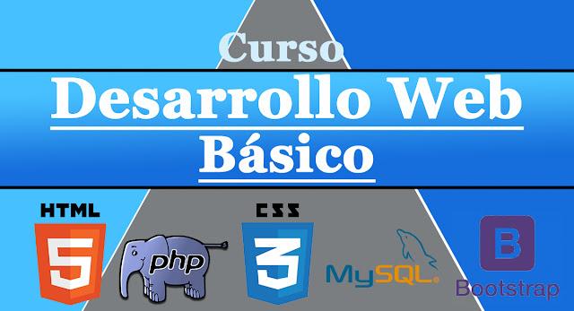 Curso de diseño y programación web