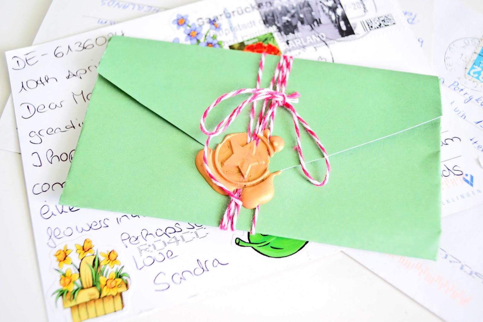 pomysły na kopertę