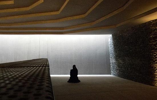 Desain interior masjid dunia