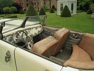 The Nautilus Limousine Muscle Captain Nemo Car