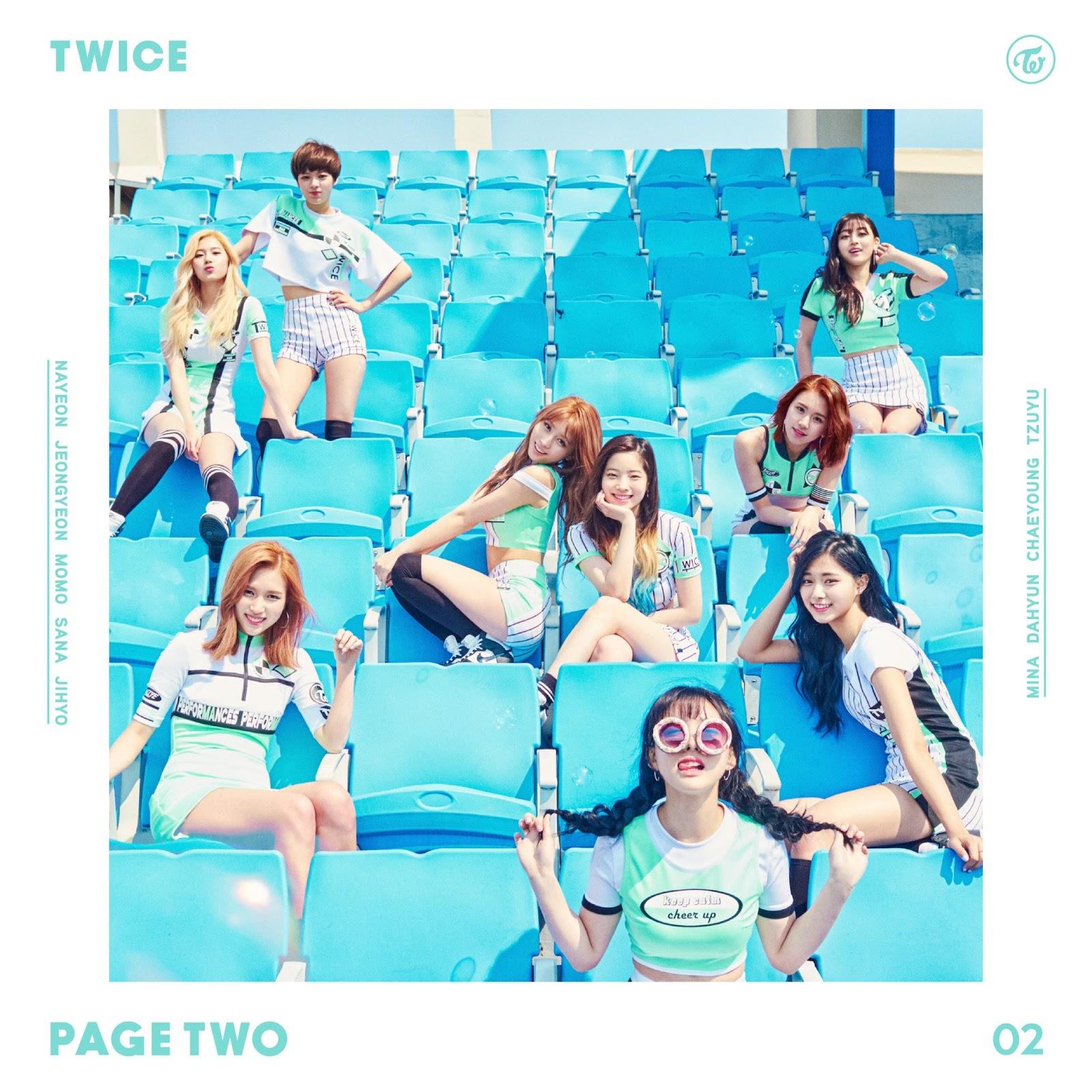 TWICE CHEER UP韓文歌詞+羅馬拼音+中文翻譯(附成員PART)   日本の歌の歌詞