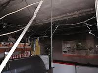 (ФОТО)Пожар в магазине Равис город Сухой Лог