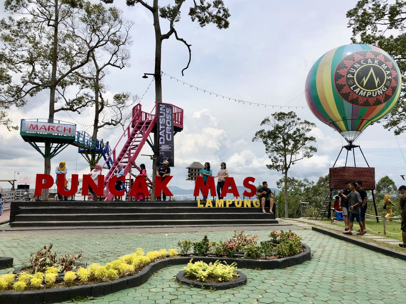 Catatan Ira: 9 Tempat Wisata di Puncak Bogor untuk Liburan