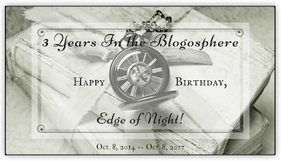 Third Time's a Charm -- 3 Years In the Blogosphere!