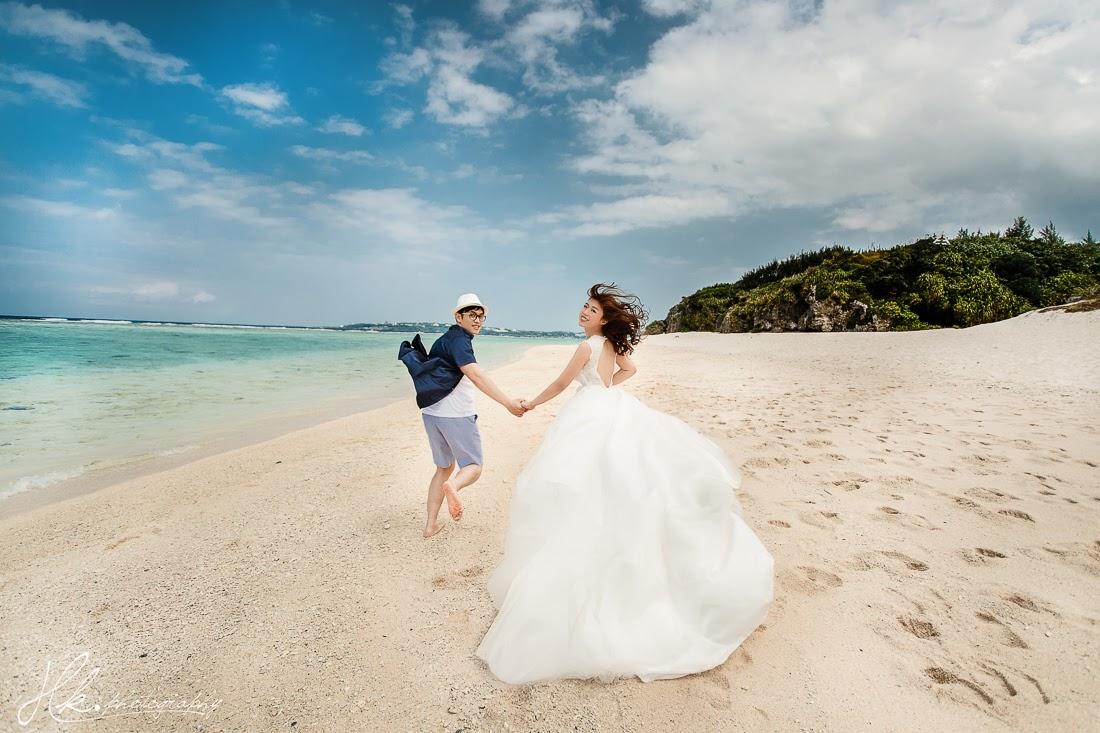 沖繩婚紗, 沖繩婚紗推薦, 沖繩美國村, 沖繩玩拍, 桃園婚紗工作室, 海外婚紗, 蘿亞手工婚紗,