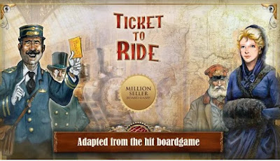 Ticket to Ride APK + OBB (MOD, Unlocked, paid) Download