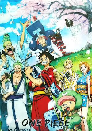 تقرير انمي One Piece