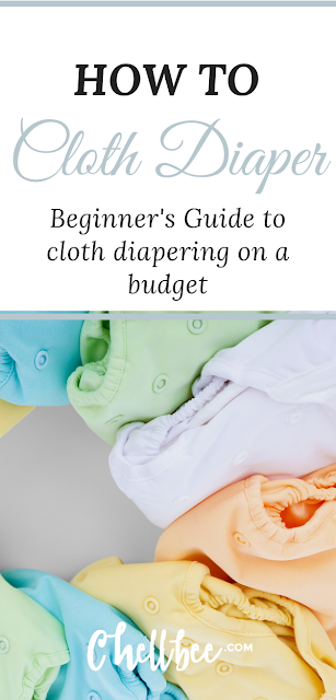 Cloth Diapering | Learn how to cloth diaper on budget. These tips are perfect for new Moms and will help you master cloth diapers. #clothdiaper #clothdiapering