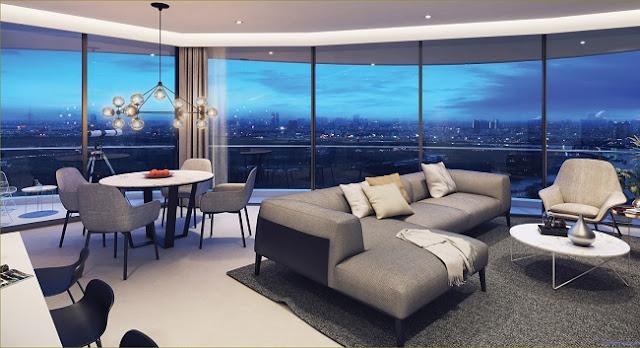 Penthouse Vinhomes Phạm Hùng