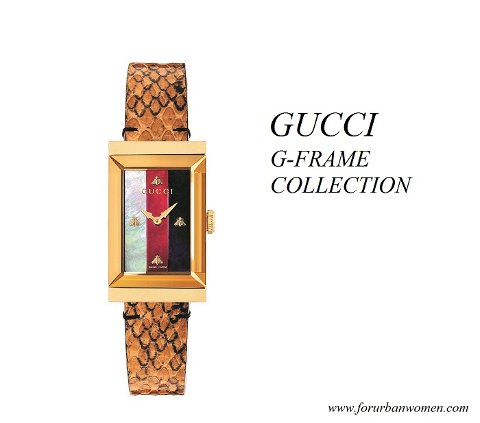 GUCCI G-Frame Collection