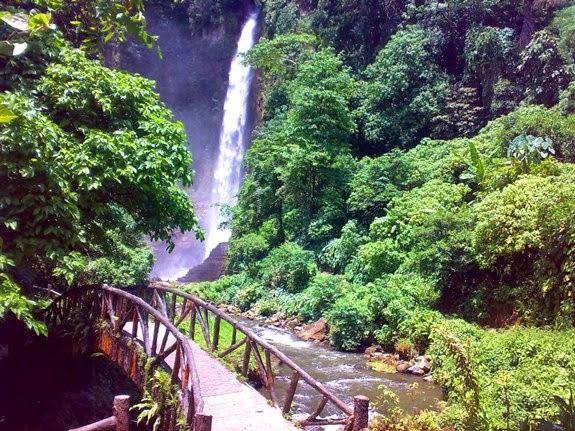 Hikong Bente - Seven Falls