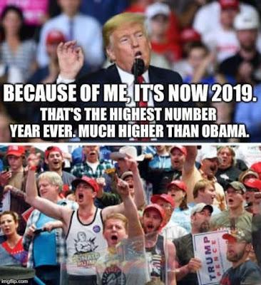 Ska Trump flera år senare lyckas med det som mayafolket förutspådde skulle ske 2012?