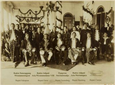 Gambar Sejarah Kerajaan Sumedang Larang Lengkap
