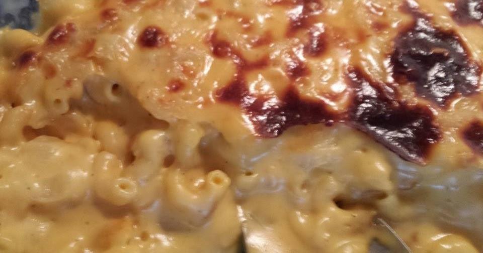 how to make homemade macaroni cheese
