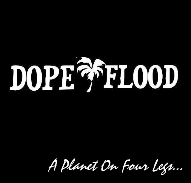 [Review] Dope Flood - A Planet On Four Legs EP