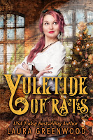 Yuletide of Rats Laura Greenwood Rats: Tori