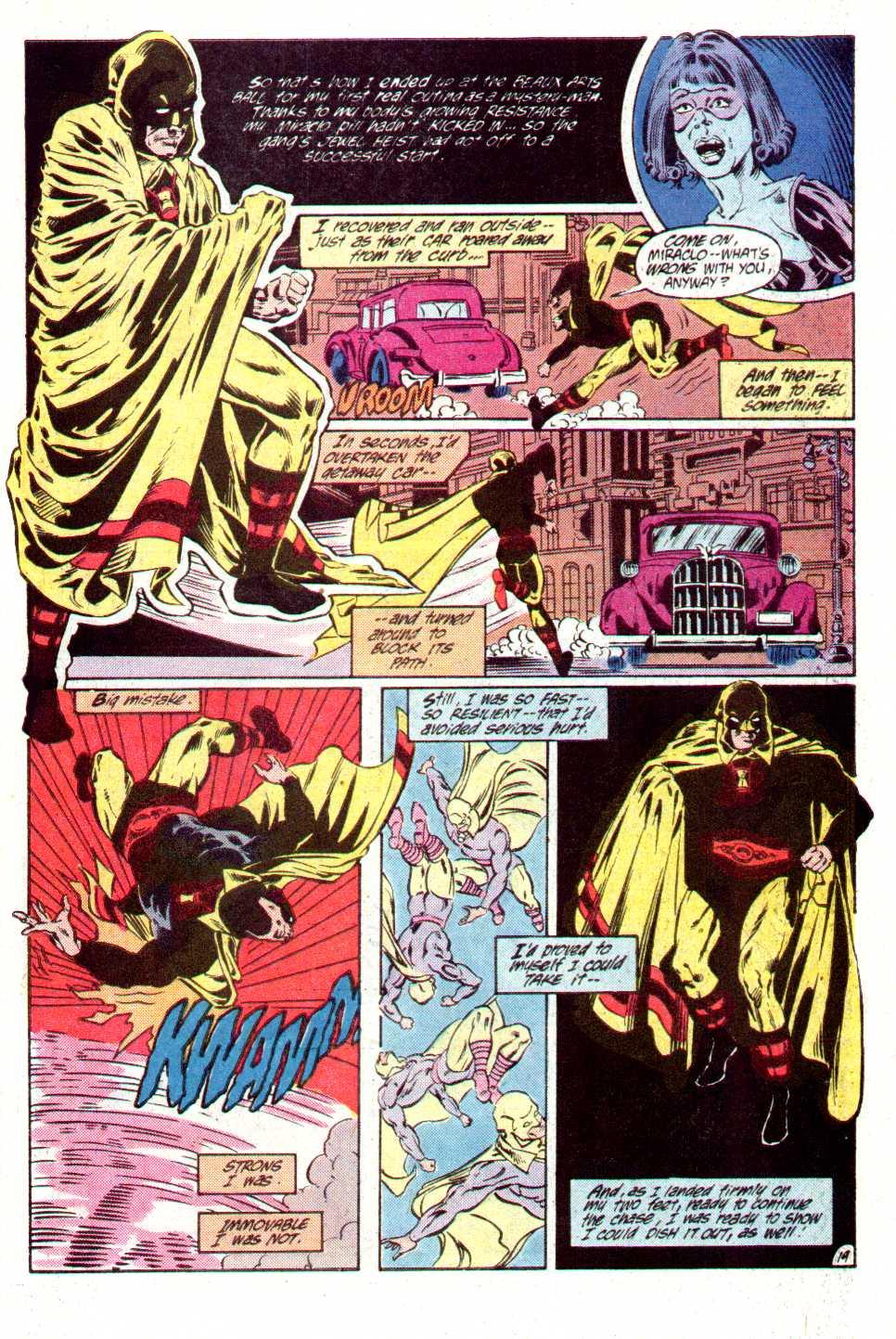 Read online Secret Origins (1986) comic -  Issue #16 - 42