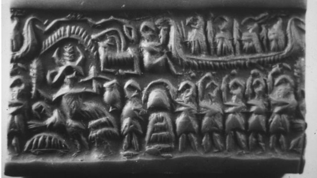Looted Sumerian Seals