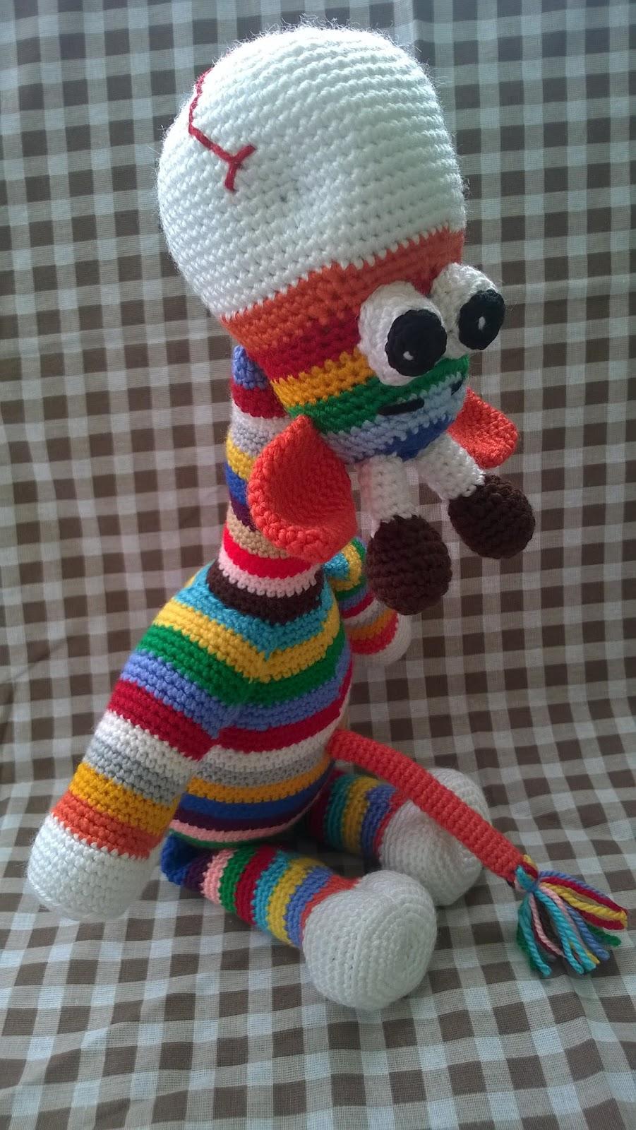Amigurumi Zurafa : Orgu oyuncaklari (amigurumi toys): Nisan 2015