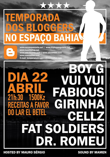 TEMPORADA DOS BLOGGERS