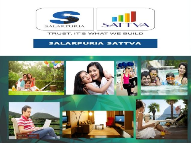 Salarpuria Sattva Signet amenities