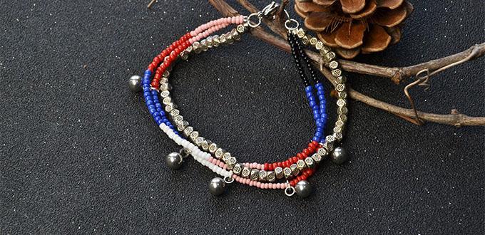 Depandahall wie kann man das sch ne armband selber machen - Perlenarmband selber machen ...