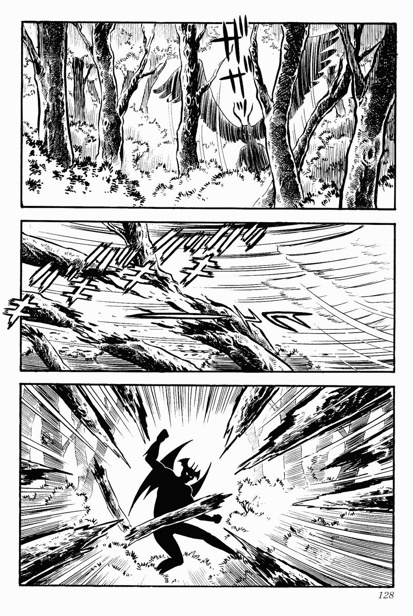 DevilMan chapter 8.2 trang 13