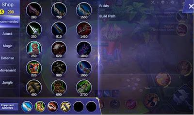tips bermain mobile legend terbaik pemula