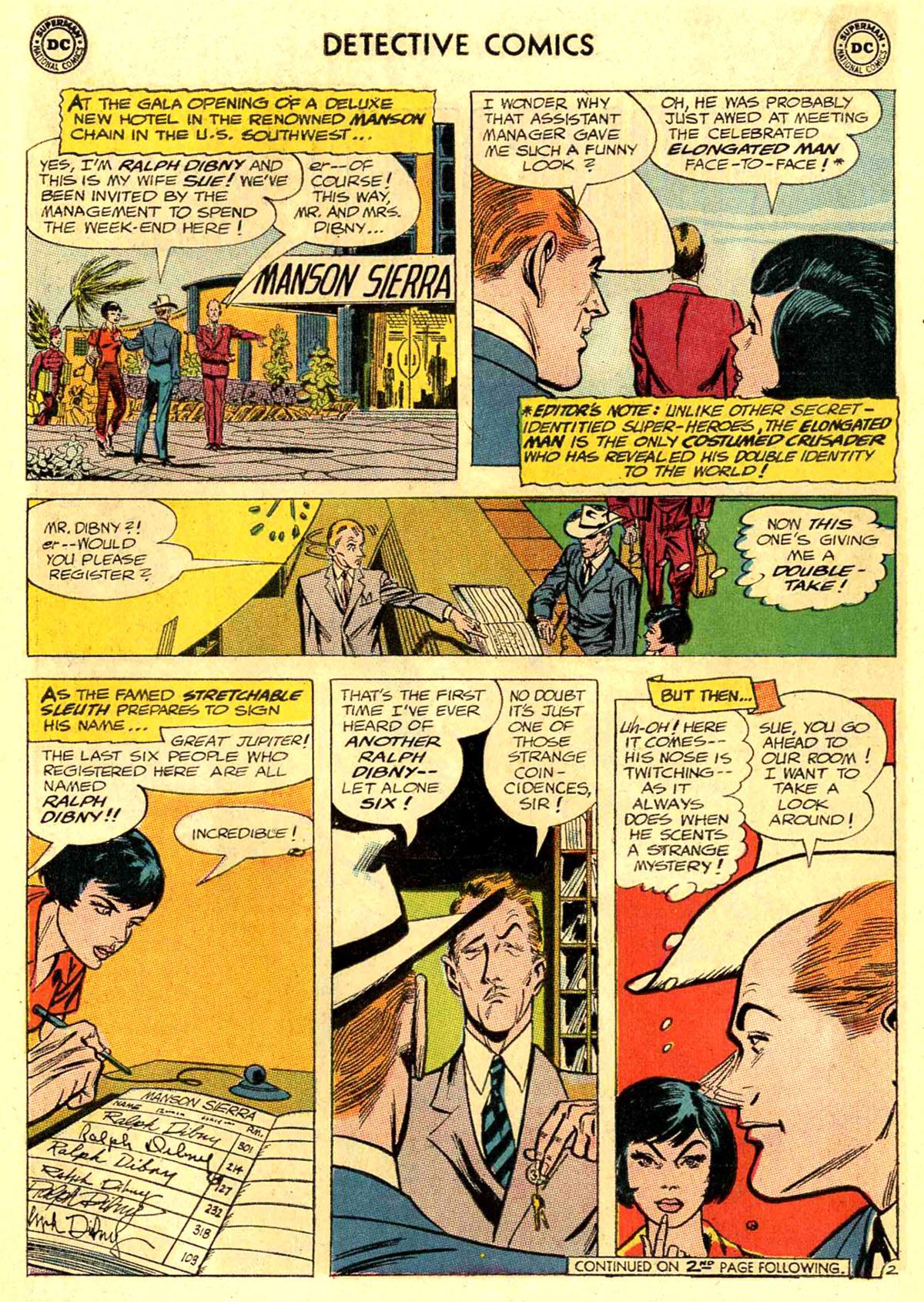 Detective Comics (1937) 342 Page 21