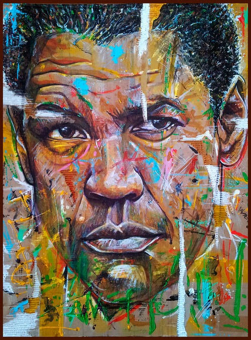 Yann Couedor - Denzel Washington