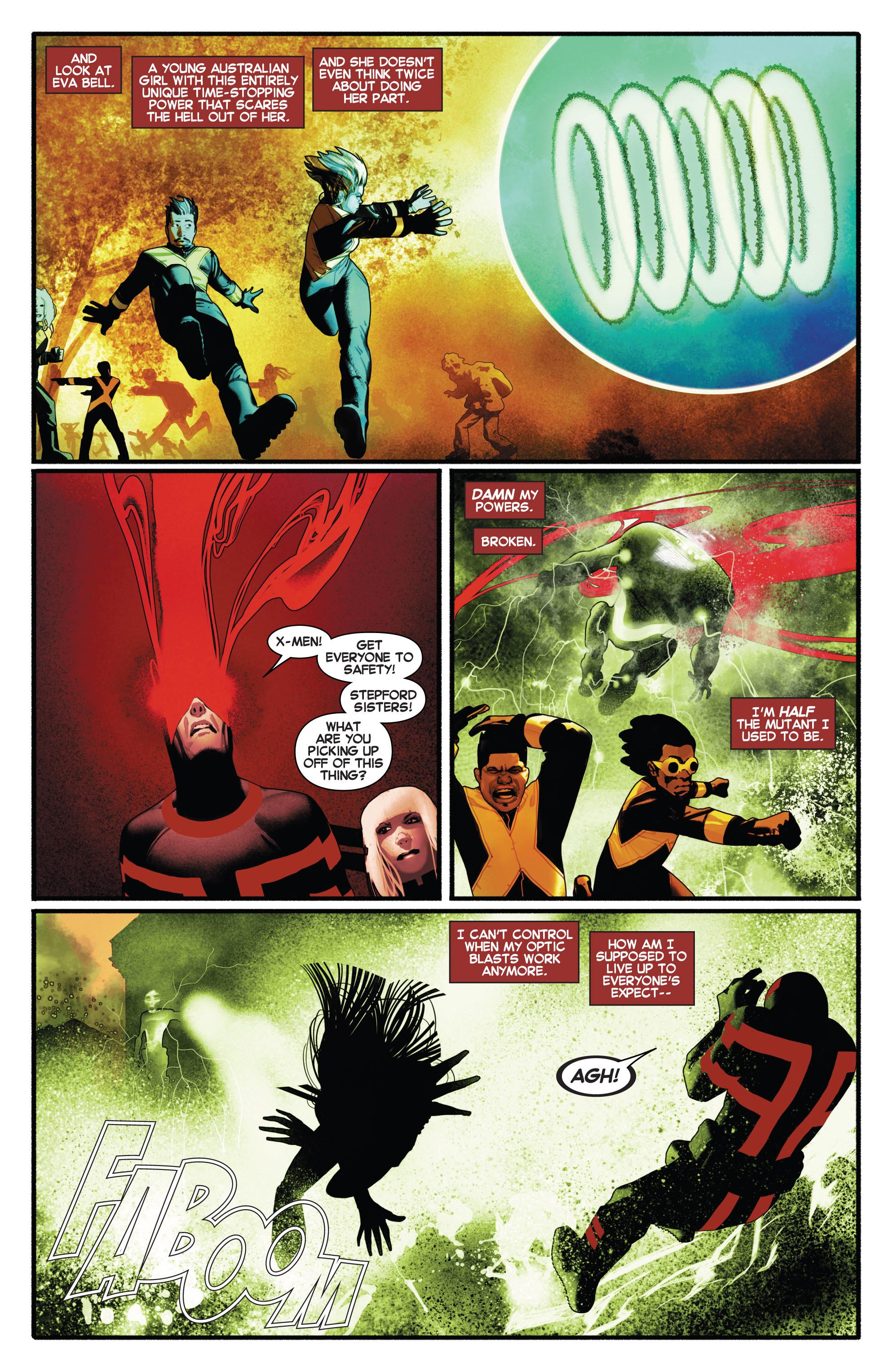 Read online Uncanny X-Men (2013) comic -  Issue # _TPB 2 - Broken - 102