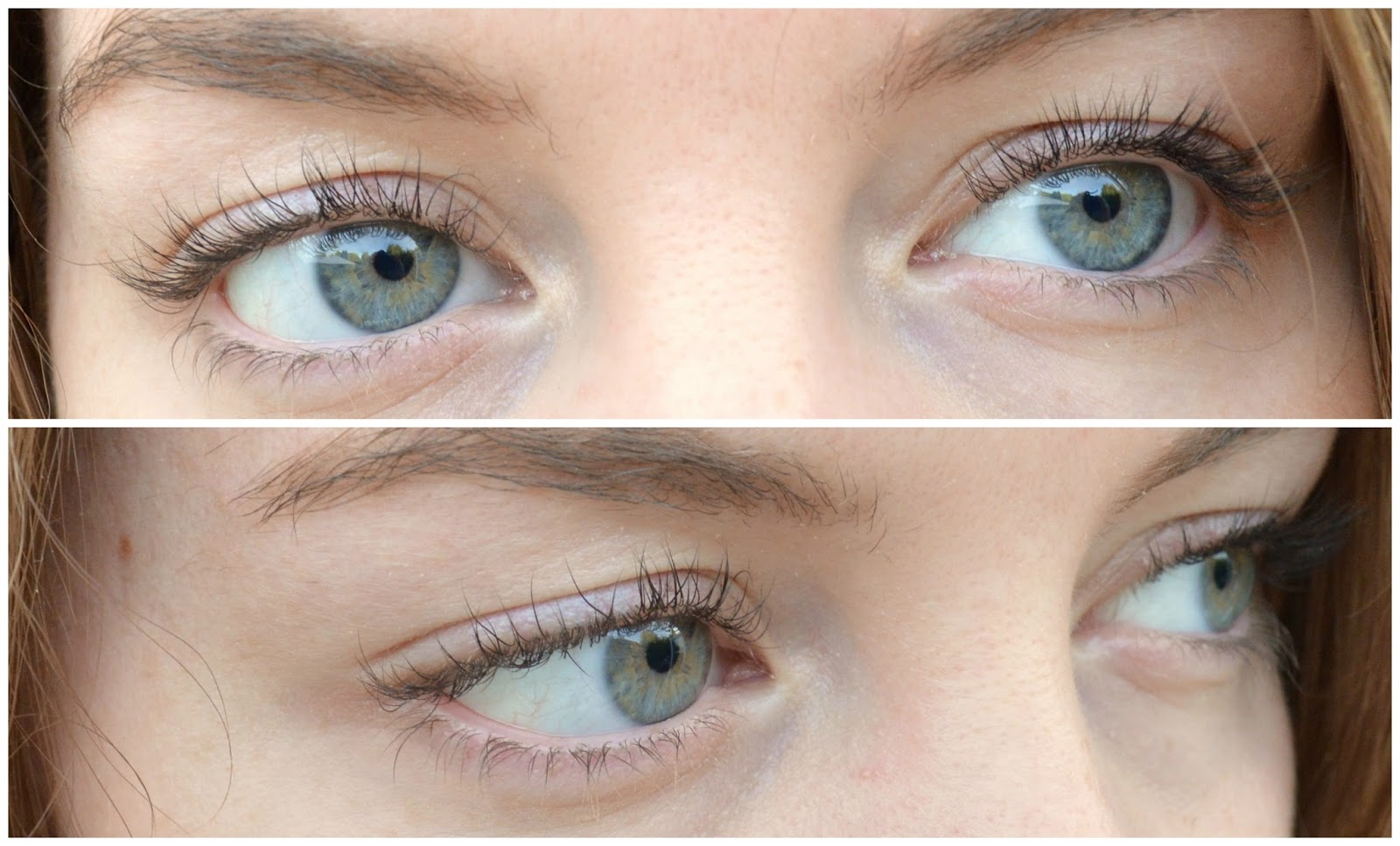 Effortlessly Curled Lashes With The Lvl Eyelash Treatment Mapped